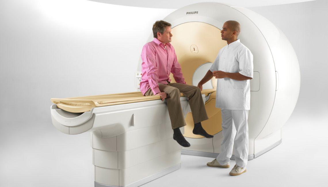 Ressonância Magnética para a Próstata