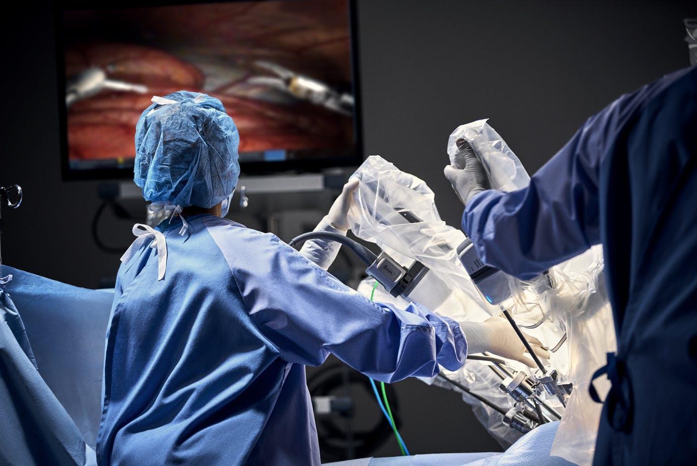 Cirurgia Robótica – Uma Realidade no IUP